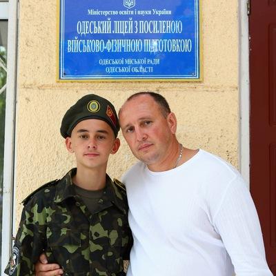 Паша Задоров, 19 июня 1998, Одесса, id44594954