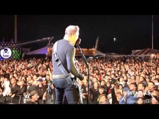 Metallica - American Idiot & Creeping Death [Live New Orleans October 27, 2012] HD