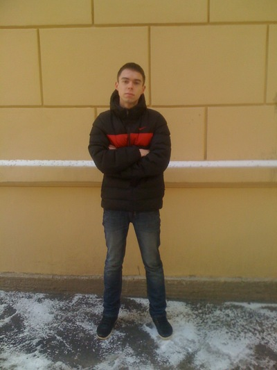 Роман Климин, 9 февраля 1991, Санкт-Петербург, id44851937