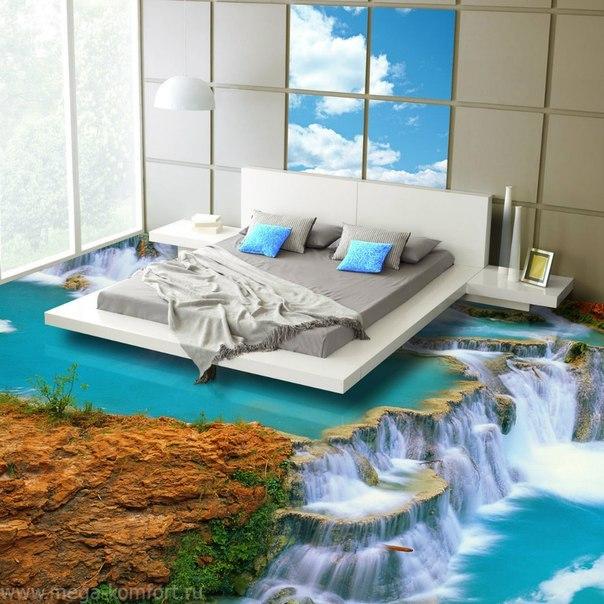 наливные полы для квартиры цена фото