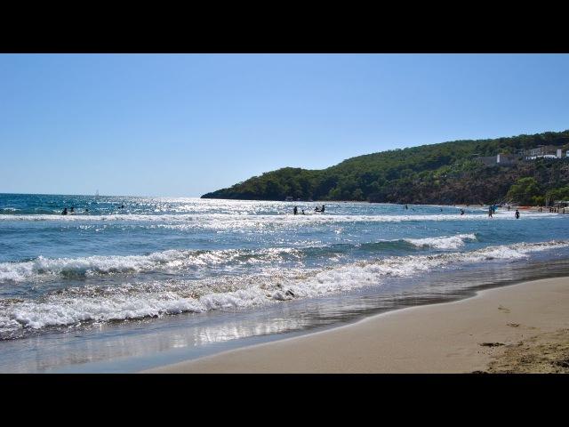Sarıgerme Plajı, Sarıgerme Köyü