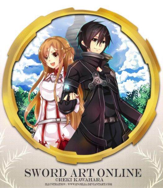 Sword art online мастер меча онлайн все