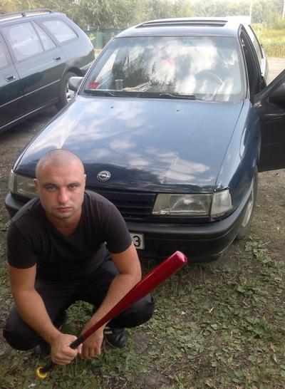 Роман Козырь, 18 января 1989, Светлогорск, id187925278