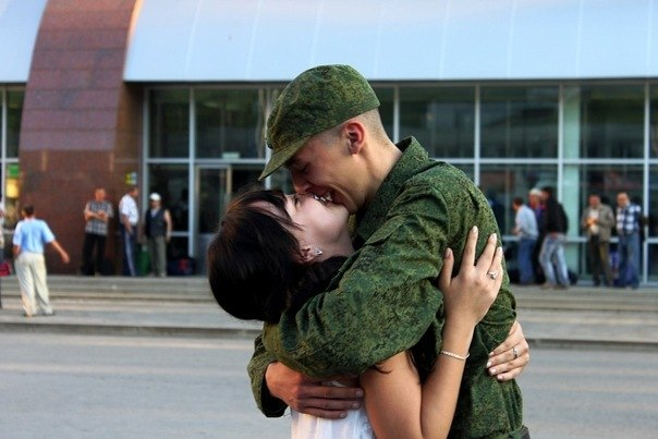 Статус что сына забирают в армию 104