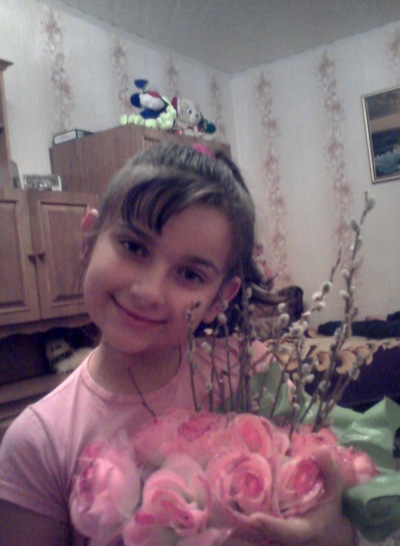 Алина Долбик, 13 мая , Слуцк, id194026219