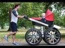 Skoda Reveals... Man-Pram... To Celebrate Octavia RS Unveiling