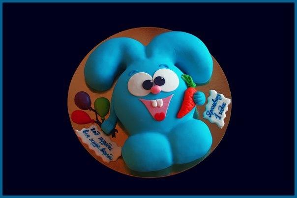 Торт 3 года мальчику