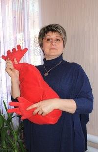 Ольга Онуфриенко, 17 декабря 1969, Ейск, id205130317