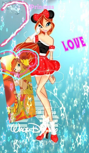 """Винкс-аниме аватарок в шопе лайт """"Лайт"""". Стол заказов № 4!"""