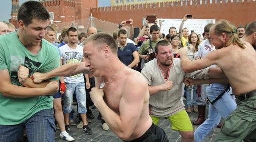 Кулачный бой: Национальные особенности