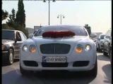 Свадьба в Баку  Бакинский Кортеж