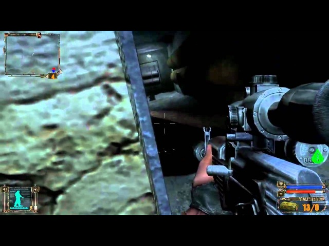 S.T.A.L.K.E.R. - Shadow of Chernobyl (Alpha Build 2559) Gameplay 1 agroprom_u E3 2006 Demo