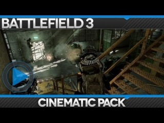 BF3: Close Quarters Cinematic Footage - Free HQ 1080p DL