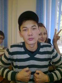 Жолдыбек Толегенов, 26 августа 1993, Жуковский, id184567140