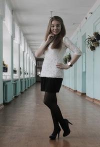 Яна Мурзинова, 11 февраля 1995, Екатеринбург, id24438744