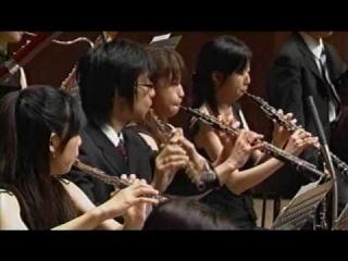 Bartok, Piano Concerto No 3   Argerich, Bashmet, Toho Gakuen Orchestra April 14, 2007