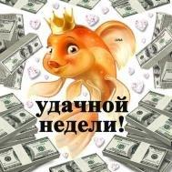 Удачной недели!))))))