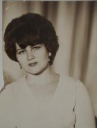 Ольга Сиркачик, 15 апреля 1952, Москва, id181707438