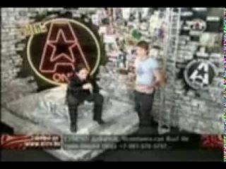OTTO DIX на канале A1 2007