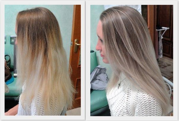 Как тонировать волосы при мелирований в домашних условиях