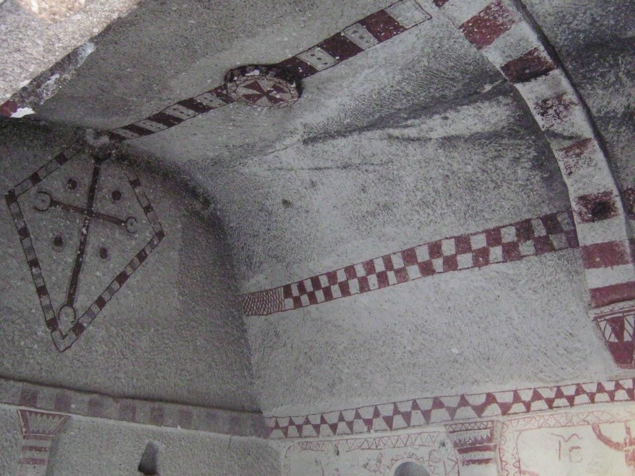 пещерная церковь Каппадокии