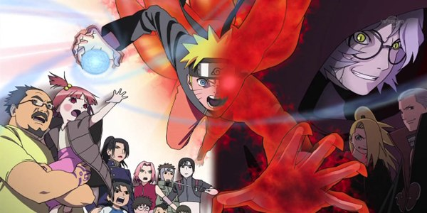 Наруто Ураганные Хроники 309 смотрите онлайн (Naruto Shippuuden)