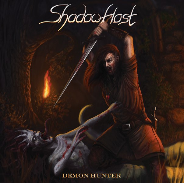 Новый сингл SHADOW HOST - Demon Hunter (2012)