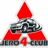 PAJERO 4 club