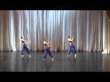 Концерт в Эрмитажном театре, 18.05.2013. Восточный танец