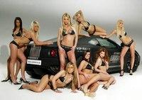 Наши девушки и машины (50 фото) …