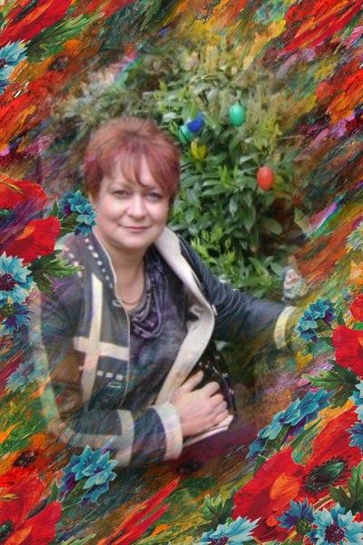 Ирина Аносова
