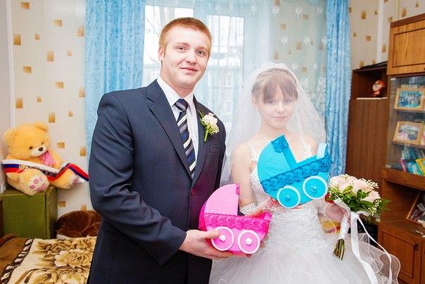 Коляски для сбора денег на свадьбу