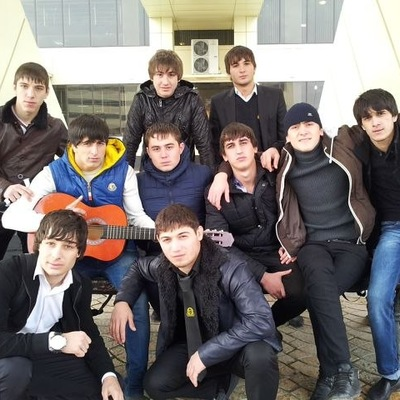 Мансур Усаев, 23 февраля , Екатеринбург, id191661306