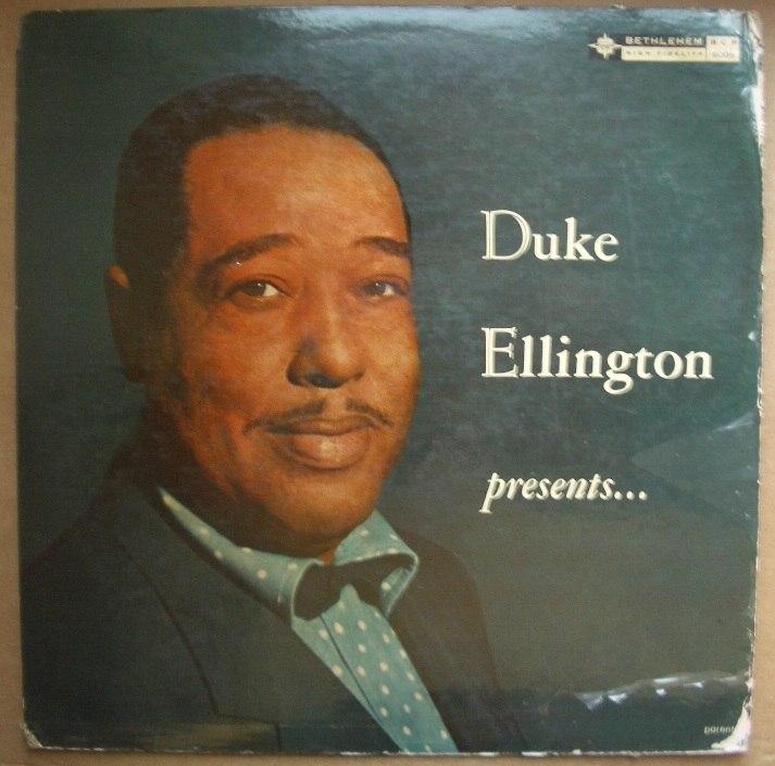 duke ellington presents