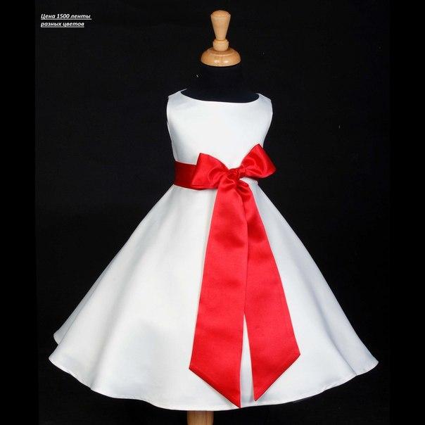 Нарядные платья для девочек 2 года