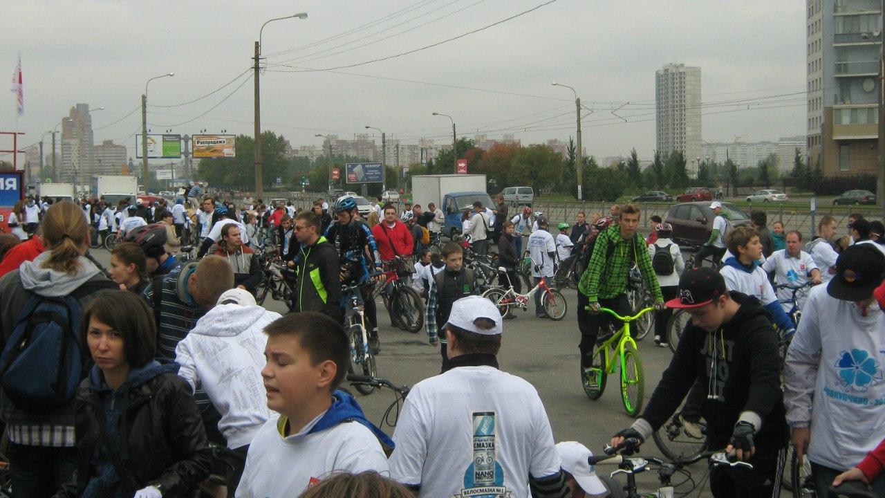«Велокупчино ОСЕНЬ-2013»