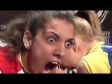 Female Arm Wrestling - Vitas song