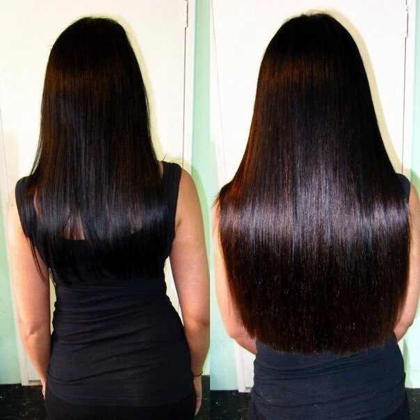 Как. увеличить густоту волос