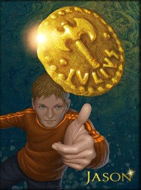 герои олимпа книга 2 сын нептуна в txt