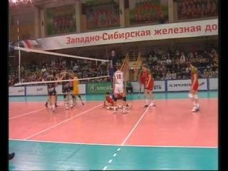 Плей-офф за 5-8 место   1 матч   Локомотив-Новосибирск vs Кузбасс (Кемерово)   25.4.13