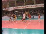 Плей-офф за 5-8 место | 1 матч | Локомотив-Новосибирск vs Кузбасс (Кемерово) | 25.4.13