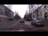 Видеорегистратор GARMIN GDR-35 FULL HD пасмурный день