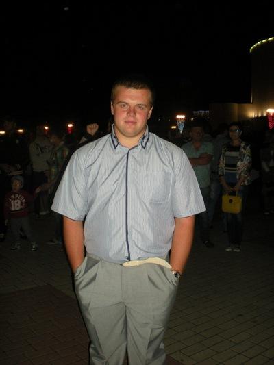 Сергей Баранов, 21 декабря 1992, Белгород, id52465338