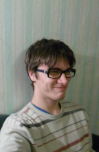 Степан Еловиков, 20 августа 1996, Пермь, id97496794