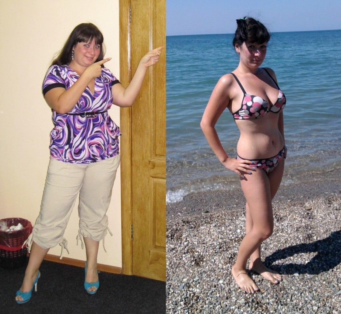 Фотографии похудения: до и после - на 89