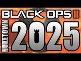 COD Black Ops 2 геймплей на карте Nuketown 2025 100+ убийств.