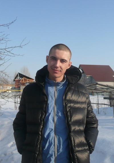Евгений Стамбровский, 15 апреля 1990, Новосибирск, id133096045