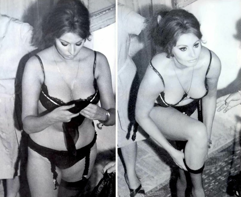 софи лорен секс фото