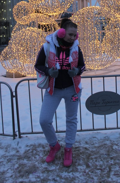 Анастасия Ларина, 4 января , Москва, id24807554