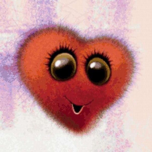 Милые картинки сердечки